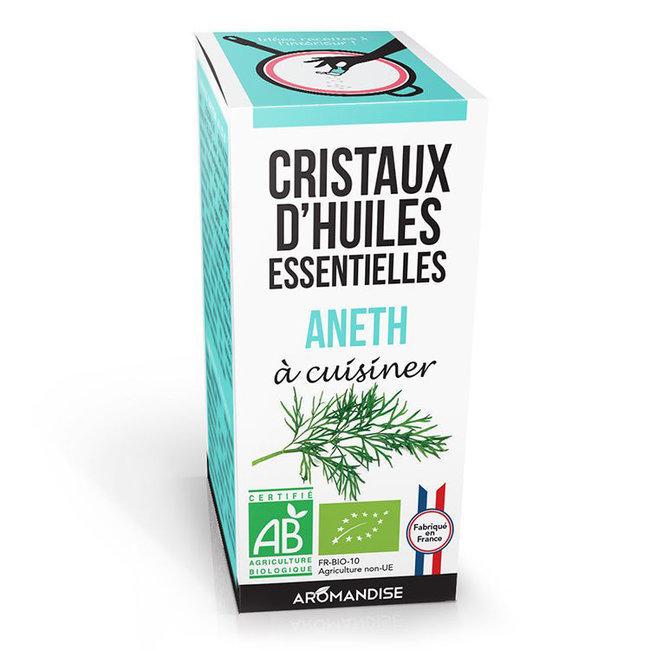 Cristaux d 39 huiles essentielles aneth cuisine florisens - Huile essentielle cuisine ...