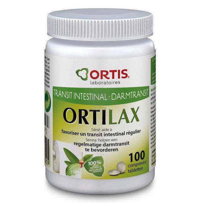 Clairenature Ortilax Transit intestinal - 100 comprimés