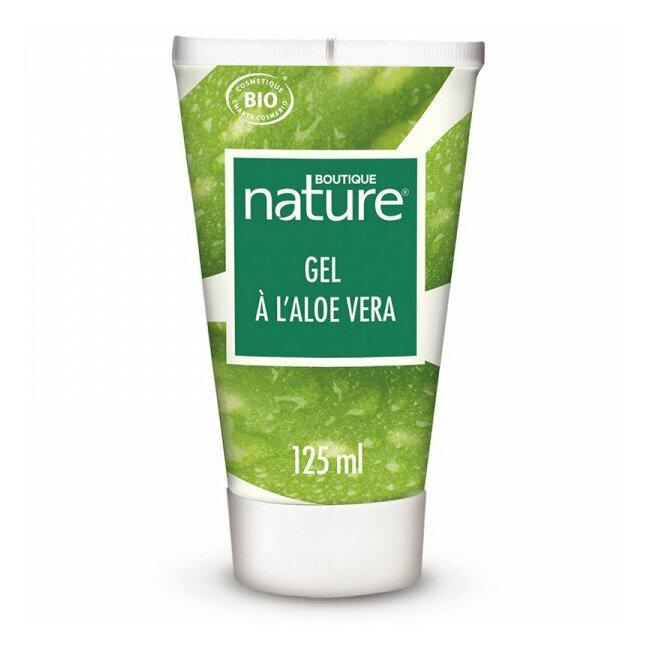 Clairenature Gel à l'Aloe vera bio Visage et corps - Tube 125ml