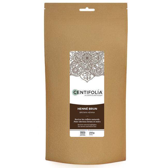 bio Henné Noir - Reflets pour Cheveux bruns - Poudre 250g
