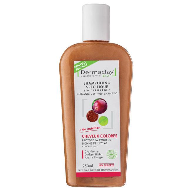 coup de coeur shampoing bio capilargil cheveux colors 250ml - Shampoing Bio Cheveux Colors