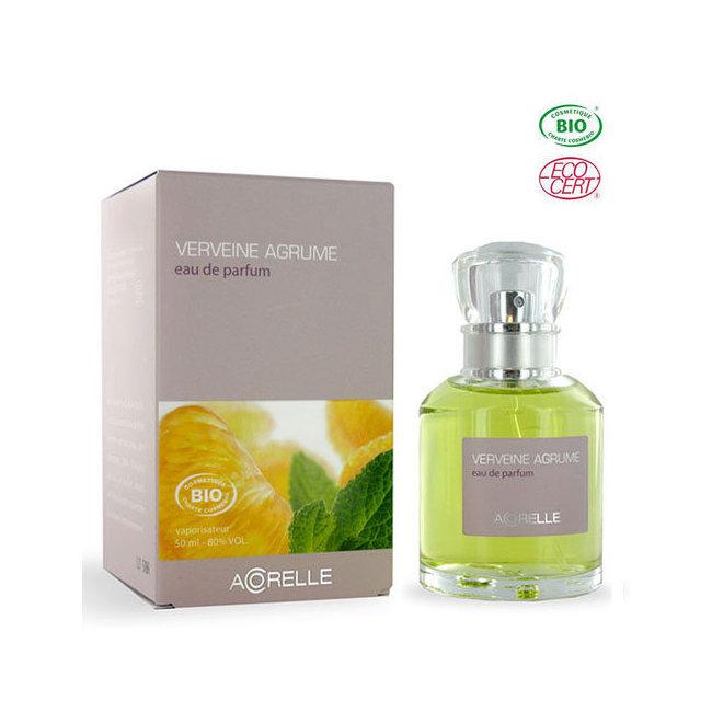 L 39 Eau De Parfum Bio Verveine Agrume De Acorelle Associe La Touche Fra Che Et P Tillante Des
