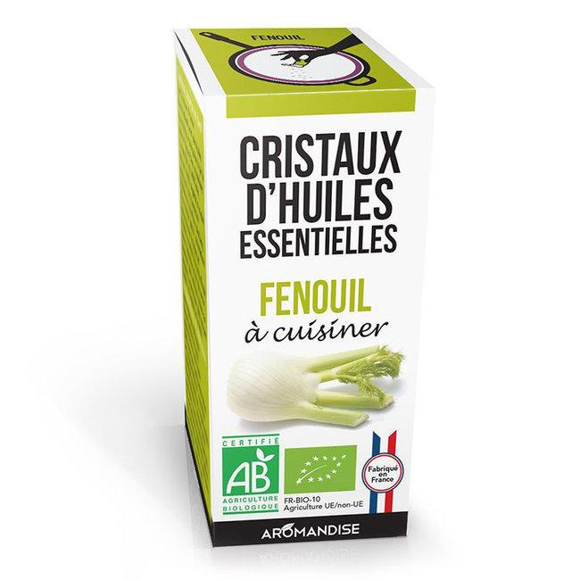 Florisens cristaux d 39 huiles essentielles bio fenouil - Huile essentielle cuisine ...