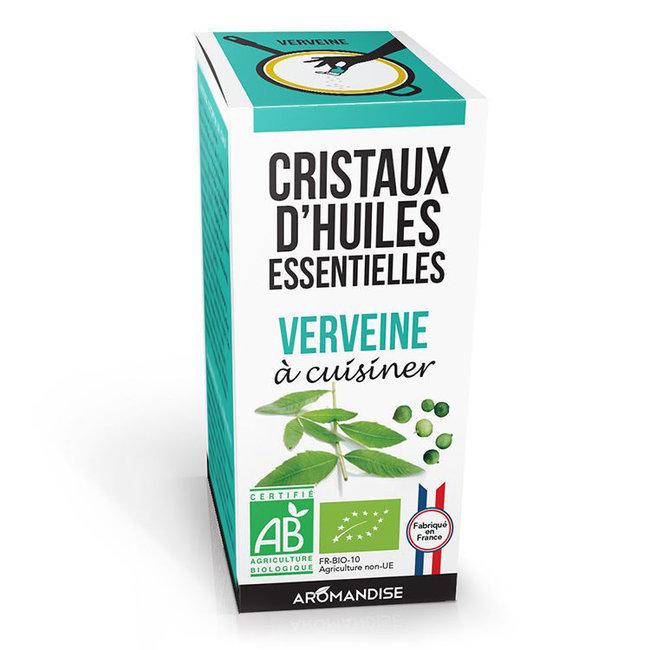 Florisens cristaux d 39 huiles essentielles verveine bio - Huile essentielle cuisine ...