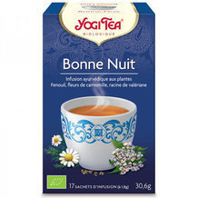 Yogi Tea Bonne Nuit bio 17 sachets - Good Night