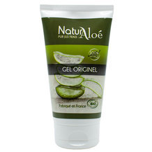 Gel originel d'Aloe vera bio 150ml