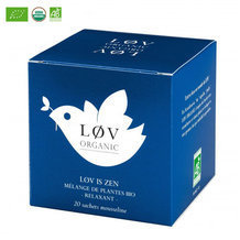 Lov is Zen - 20 sachets mousseline