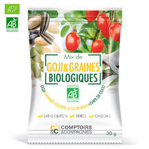 Mix Superfruits Goji et graines bio 30g