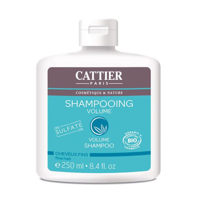 nouveau shampoing volume bio pour cheveux fins 250ml - Shampoing Bio Cheveux Colors