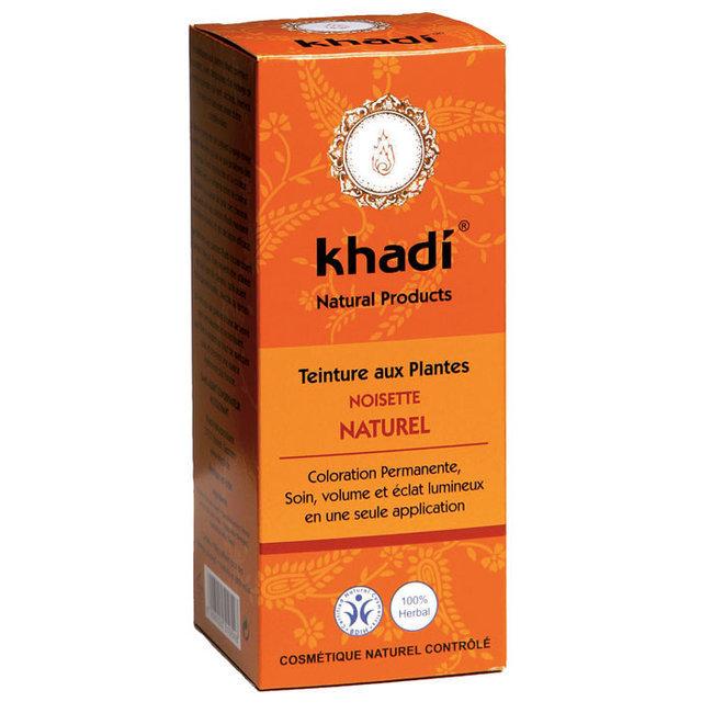 noisette naturel khadi coloration v g tale bio. Black Bedroom Furniture Sets. Home Design Ideas