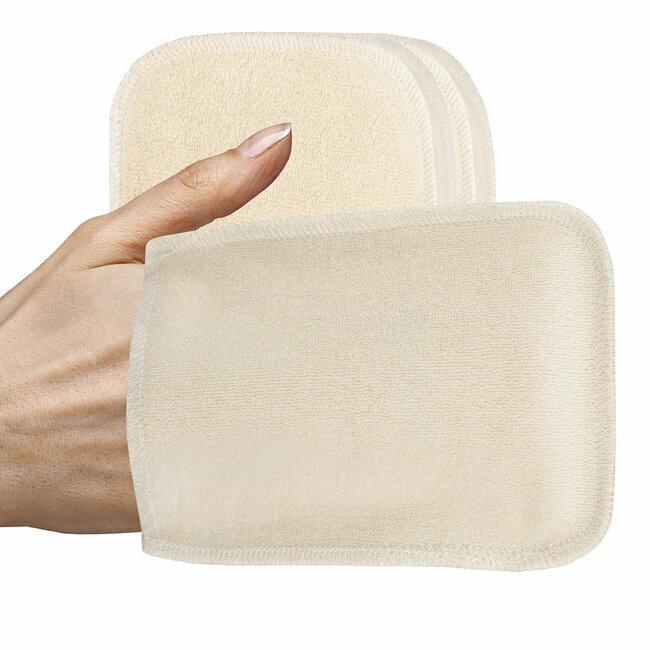 lot 5 gants de change lavables en coton bio pour b b les tendances d 39 emma. Black Bedroom Furniture Sets. Home Design Ideas