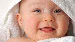 Soins bio bébé pour la toilette et le change
