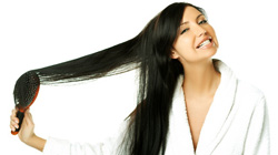 Soins bio des cheveux secs - Shampoing, masque, après shampooing