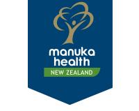 Logo Manuka Health - Miel de Nouvelle Zélande