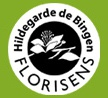 Logo Hildegarde de Bingen - Florisens