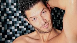 Nettoyant visage bio et naturel pour Homme