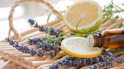 Mélange d'huiles essentielles bio - Aromathérapie