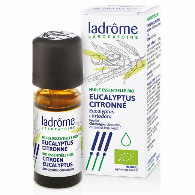Huile essentielle bio d'Eucalyptus citronné 10ml