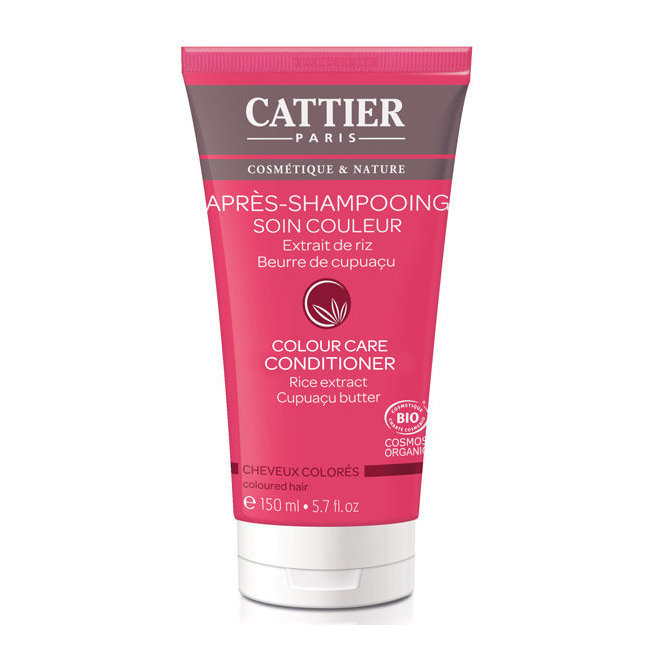 shampoing bio cheveux colores