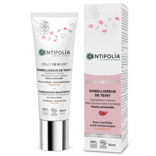 Soins du corps et cosmétiques Embellisseur de Teint bio Eclat de Rose - Tube 30ml