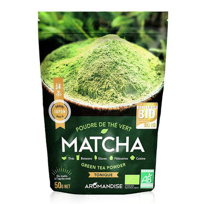 the matcha bio