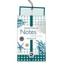 Sachet parfumé Notes océanes