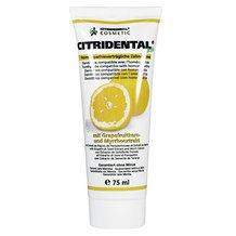 Citridental - Dentifrice à l'extrait de pépins de pamplemousse 75ml