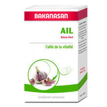 Ail extra fort - Forme et Vitalité - 96 capsules