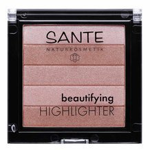 Highlighter Nude n°01 Bio - illuminateur de teint - 7g
