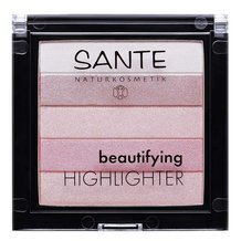 Highlighter Rose n°02 Bio - illuminateur de teint - 7g