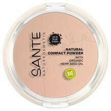 Poudre Compacte naturelle n°1 Cool Ivory 9g
