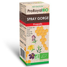 Spray Gorge Propolis Bio Proroyal - 15ml