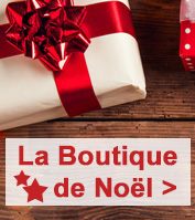 Boutique de Noël - Clairenature