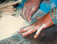 Fabrication encens indiens ayurvédiques - Clairenature.com