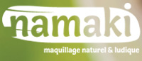 Logo Namaki - Maquillage bio pour enfant